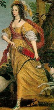 Goddess Diana
