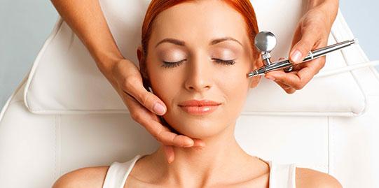 Oxygen Facial & Therapies