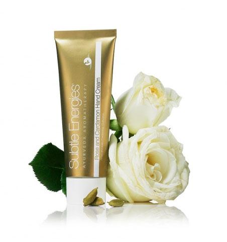 Subtle Energies Rose & Cardamon Hand Cream
